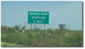 US Inspection Station